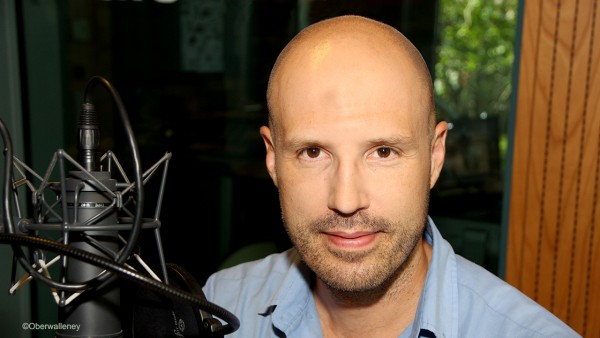 """Christopher von Deylen stell sein neues Schiller Album """"Sonne"""" vor"""
