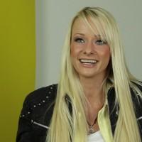 Christin Stark hat gut Lachen. Seit Ende 2015 ist sie mit Matthias Reim zusammen. Er hat auch ihr zweites Album produziert.