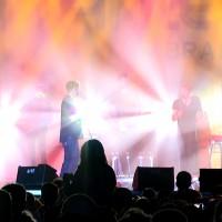 Tim Bendzko war der Stargast auf der Bühne von Antenne Brandenburg auf dem Brandenburg-Tag 2016