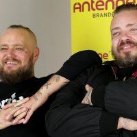 """Haudegen präsentieren ihr neues Album """"Altberliner Melodien""""."""