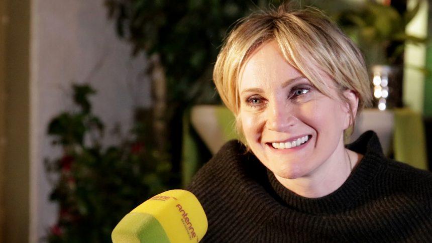 Patricia Kaas im Interview. Natürlich, höflich und absolut liebenswert.