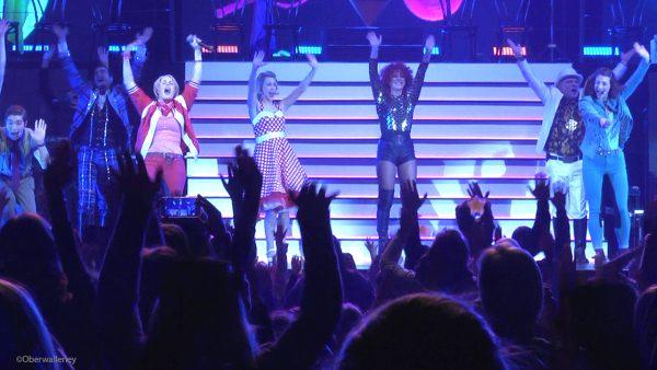 Hands up beim Finale von Bibi & Tina - die Show
