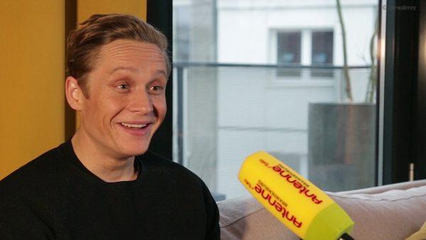 """Matthias Schweighöfer präsentiert sein Debutalbum """"Lachen Weinen Tanzen"""""""