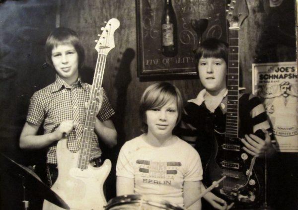 The Teens Core als sie noch The Teens waren