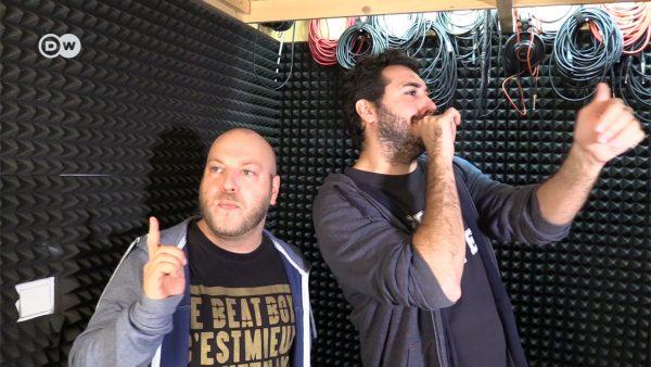 Solo und als Band unterwegs.Daniel Mandolini und ChloroPhil.