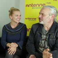 Silly stellen ihr neues Album Wutfänger bei Antenne Brandenburg vor.