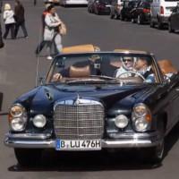 HimmelBlauBerlin bietet Stadtrundfahrten durch Berlin im klassischen Cabrio