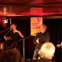 Stefan Gwildis singt und faucht. Der Mann hat den Soul